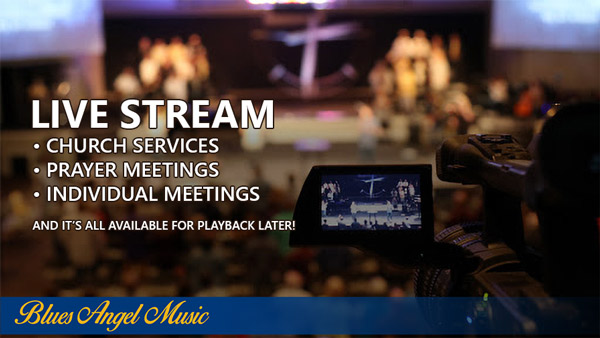 live streaming options for churches